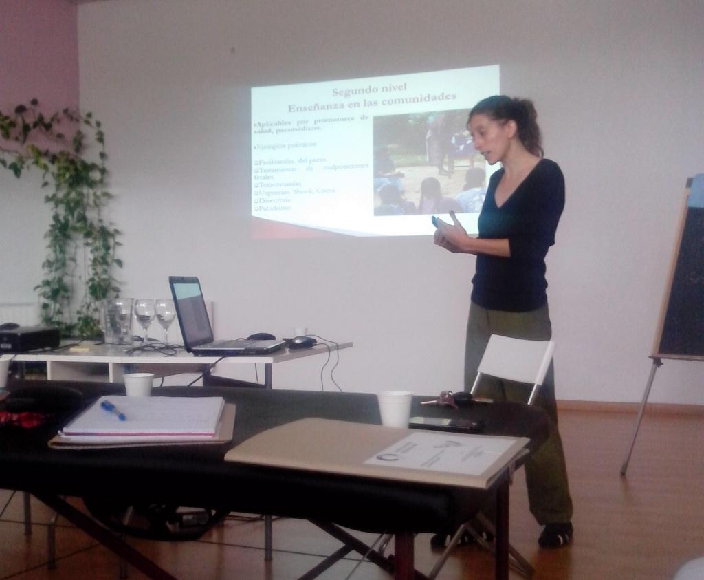 Un modelo integrado de enseñanza de la Medicina Tradicional China en las Comunidades...