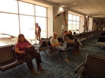 En camino....aeropuertos