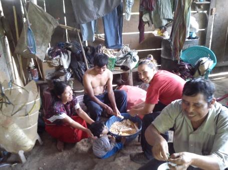 Alumna de Ling Tao Acupuntores y familia