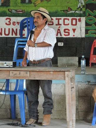 Herborista maya