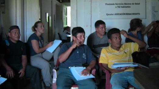 Mucha Acupuntura, tanto en clases como en clínica