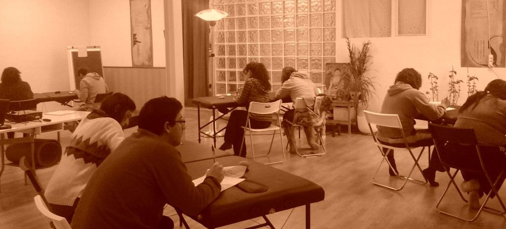 Algunos alumn@s, decidieron voluntariamente realizar exámenes para poner a prueba la integración de sus conocimientos actuales sobre teoría de la MTC. Con ánimo de impulsar su estudio y reflexión...