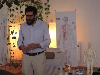 Las clases medicina oriental