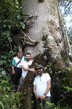 Miguel, sacerdote maya y asistente a nuestras capacitaciones en acupuntura, Ramón Lax, Francisco Abengózar (Acupuntora Descalza)
