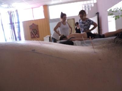 nuestras alumnas en prácticas