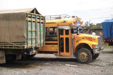 Algunos de los medios de transporte que usamos para llegar a nuestro destino