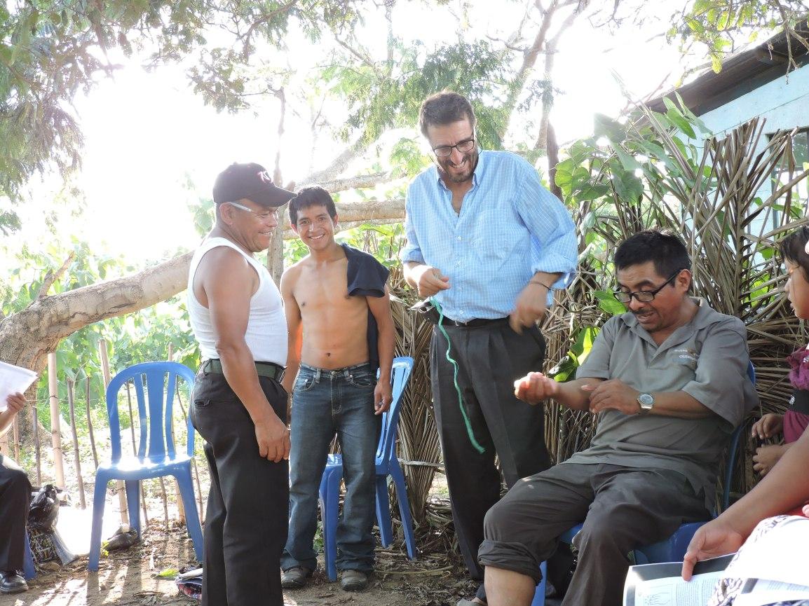 """EL """"CUN"""" LA MEDIDA EN ACUPUNTURA(GUATEMALA)"""