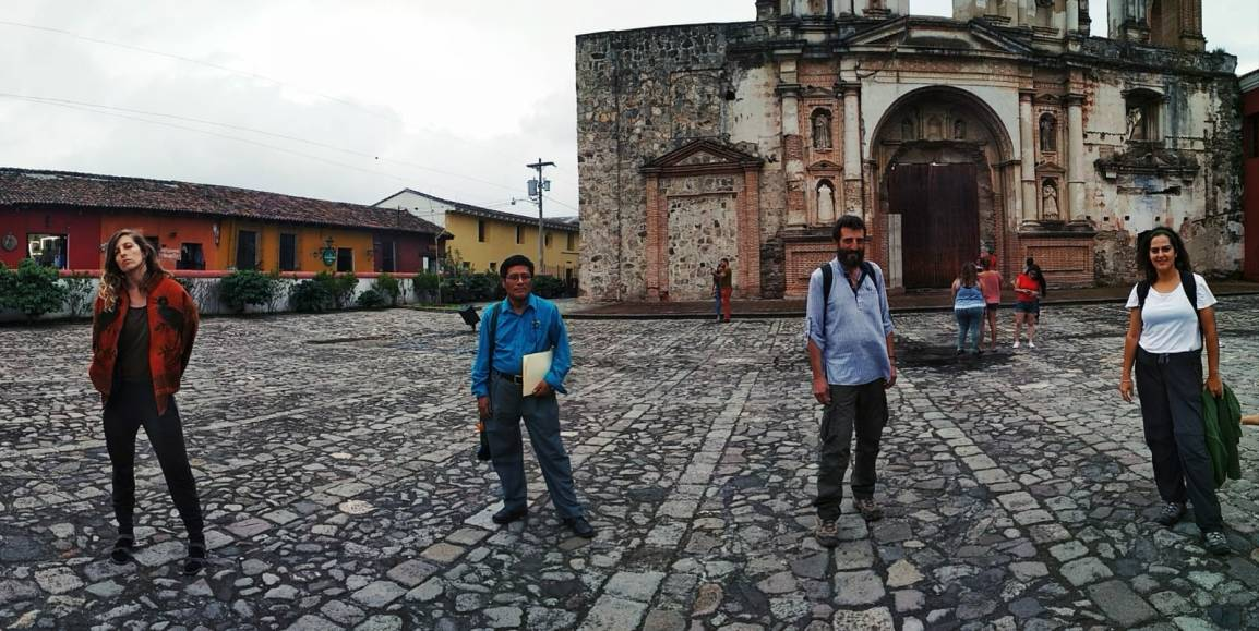 VOLVEMOS DE GUATEMALA