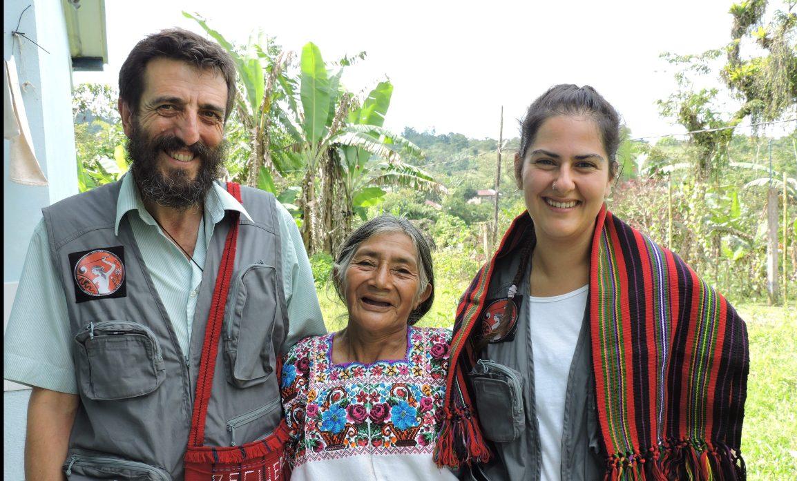 PRESENTES EN LA CONMEMORACIÓN A LXS MÁRTIRES DE LA RESISTENCIA EN GUATEMALA POR LAS CPR-Sierra, CELEBRADA LOS DÍAS 23 Y 24 DE MARZO2019